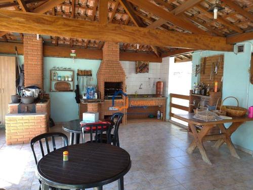 Casa Com 5 Dormitórios À Venda, 288 M² Por R$ 900.000 - Lauzane Paulista - São Paulo/sp - Ca0929