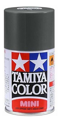 Spray Lacquer Ts4 German Grey 100ml Spray Can 85004