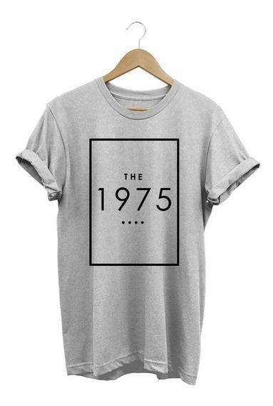Camiseta Feminina The 1975 Baby Look Lançamento 3 Cores