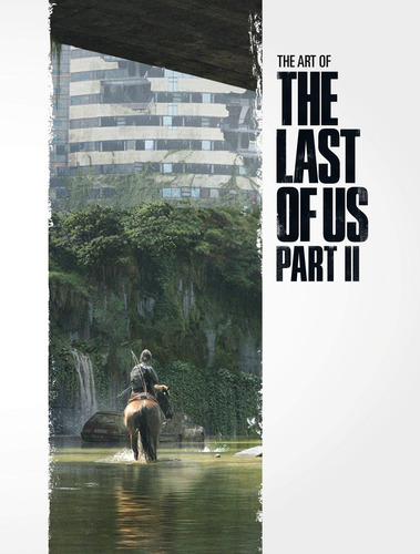 Libro The Art Of The Last Of Us Part 2