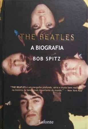 The Beatles A Biografia - Capa Dura Luxo
