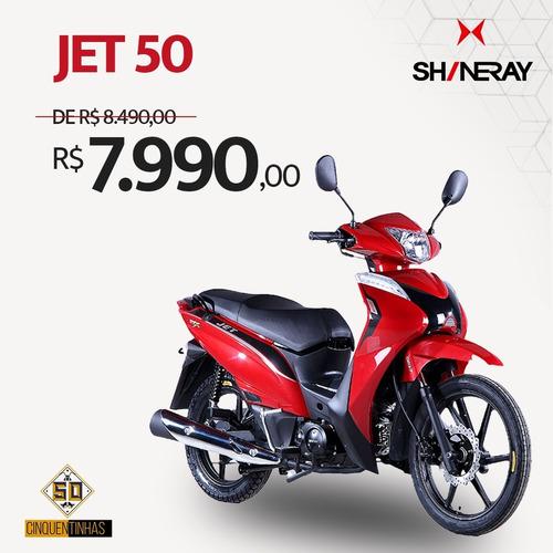 Shineray Jet 50x Cc
