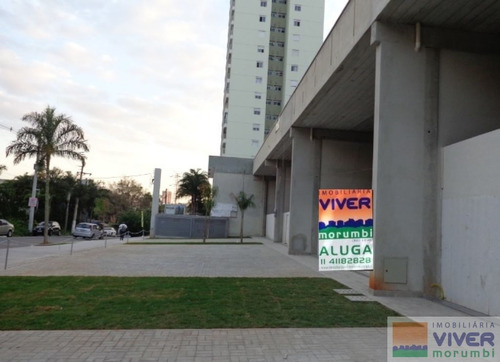 Imagem 1 de 10 de Loja Para Locação No Bairro Morumbi Em São Paulo Â¿ Cod: Nm3156 - Nm3156