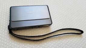 Camera Digital Fotográfica Sony Dsc-tx7 Com Defeito