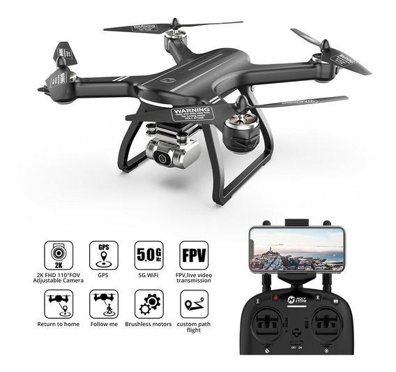 Rc Drone Holy Stone Hs700d 5ghz Wifi Câmera Hd 2k
