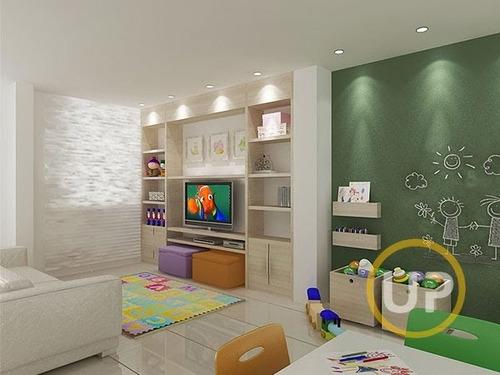 Apartamento Em Conjunto California - Belo Horizonte, Mg - 8205