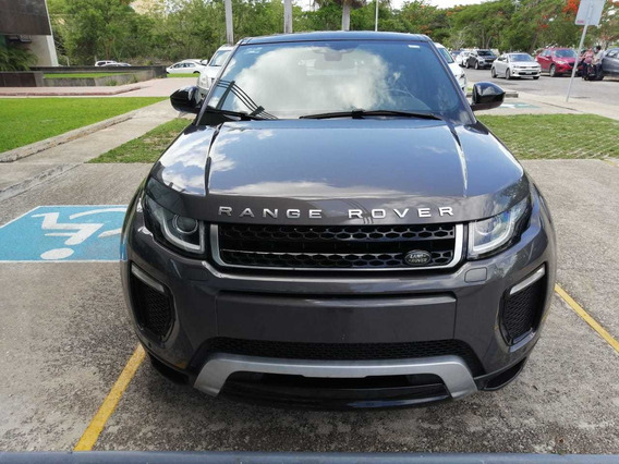 Land Rover Evoque 2.0 Se Dynamic At 2016