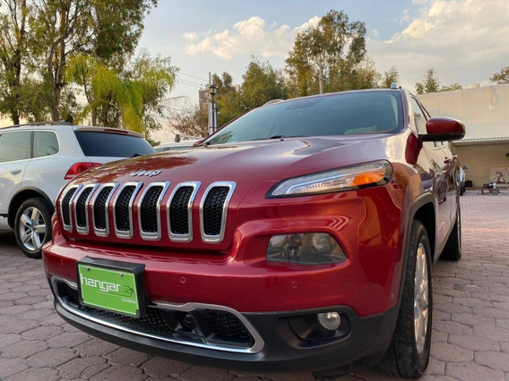 Jeep Cherokee 2015 Sline 1.8 Turbo Vino At., Hangar Galerias