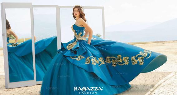 Vestido Xv. Quince. Ragazza. Original. Nuevo