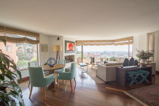 Apartamento En Venta Los Rosales 90-62820