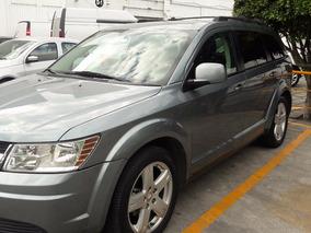 Dodge Journey 2010 Versión Sxt 6v Excelente, Unico Dueño