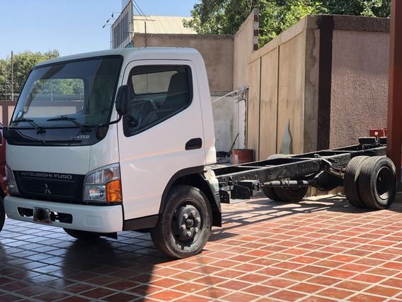 Mitsubishi Fuso Canter Fe85 Intercool (turbo)