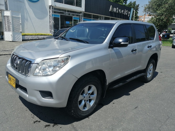 Toyota Prado Tx Blindada At