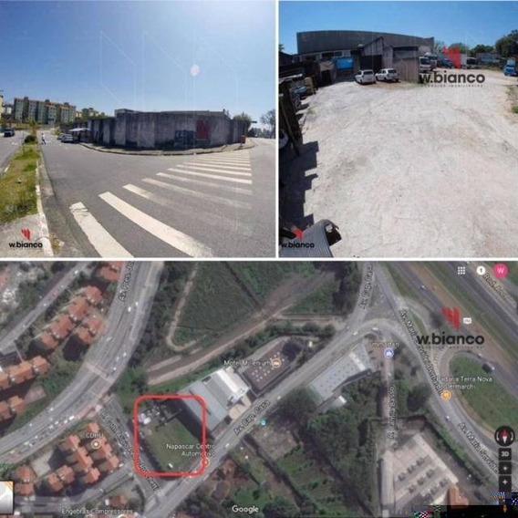 Terreno Comercial À Venda Com Projeto Aprovado, Dos Casa, São Bernardo Do Campo. - Te0088