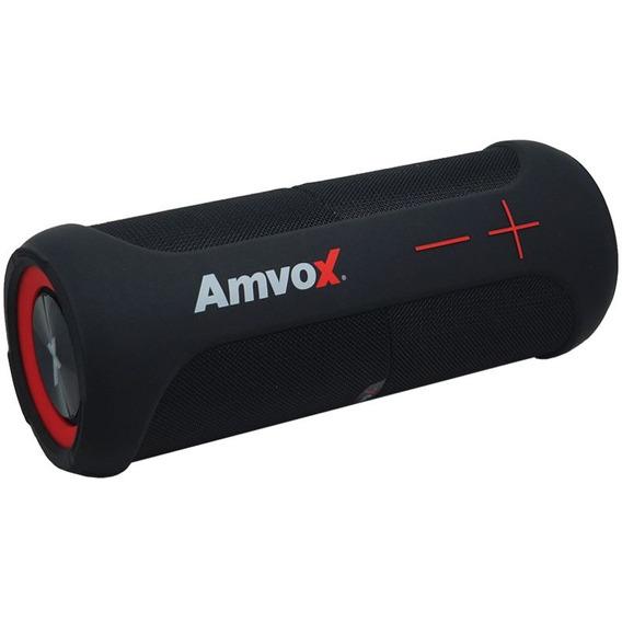 Caixa De Som 2x1 Amplificada Portátil Bluetooth Prova D