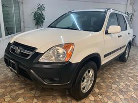 Honda Cr-v Exl Muy Bonita Impecable Factura De Agencia