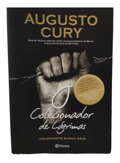 Augusto Cury O Colecionador De Lágrimas