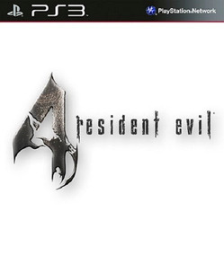 Resident Evil 4 Re4 Hd Psn Ps3 Play3 Playstation 3
