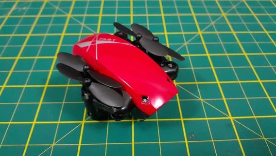 Mini Drone Dobrável Baratíssimo - S9