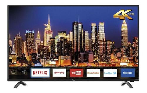 Imagem 1 de 3 de Smart Tv Philco 50  Led Ptv50g60sn 4k Uhd Hdmi Usb