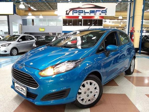 Ford New Fiesta Hatch S 1.5 Flex Manual 2015 C/ 28.000km!