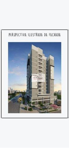Imagem 1 de 24 de Apartamento À Venda, 69 M² Por R$ 488.100,00 - Vila Jacuí - São Paulo/sp - Ap2427