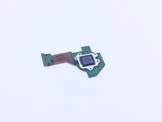 Placa De Circuito Do Sensor De Imagem Nikon P510
