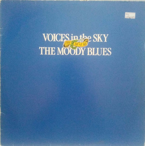 Lp The Moody Blues - Voices In The Sky