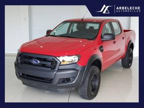 Ford Ranger Xl 2.5n 4x2 2018 Financio Permuto Arbeleche