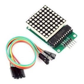 Módulo Matriz De Led 8x8 Com Max7219 Arduino!!!