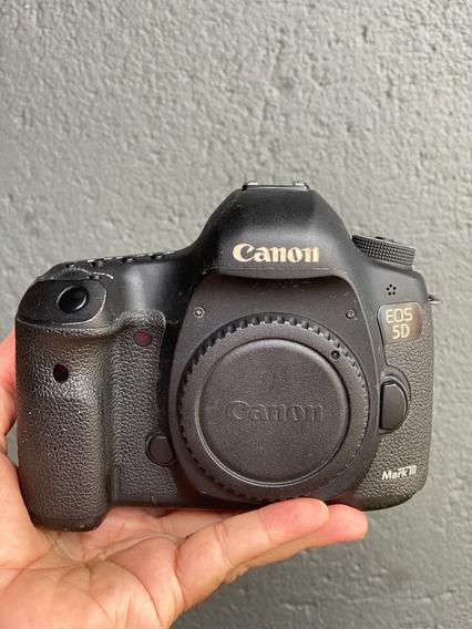 Canon Eos Mark 3, Usada. Troco Po Sony Aplha 9500/