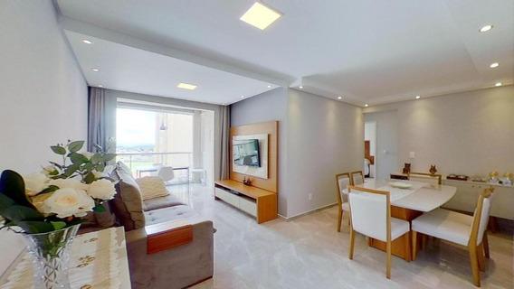 Apartamento Em Jardim Sul, São José Dos Campos/sp De 75m² 2 Quartos À Venda Por R$ 450.000,00 - Ap479512