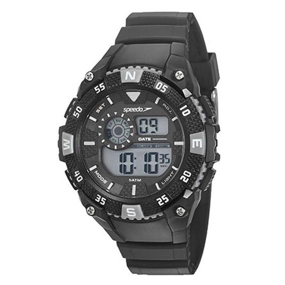 Relógio Speedo Masculino 11012g0evnp 2c/ Garantia E Nf