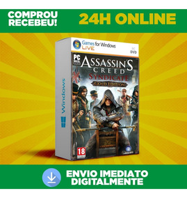 Assassins Creed Syndicate - Pc Português + Dlc Envio 0