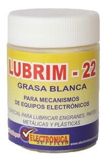 Grasa Blanca (lubrica Engranes) Lubrim 22