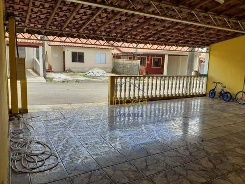 Casa Cond Residencial Panorama Com 2 Dormitórios À Venda, 48 M² Por R$ 275.000 - Parque Nova Esperança - São José Dos Campos/sp - Ca0041