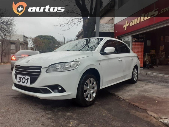 Peugeot 301 1.2 Masautos 2015 Impecable!