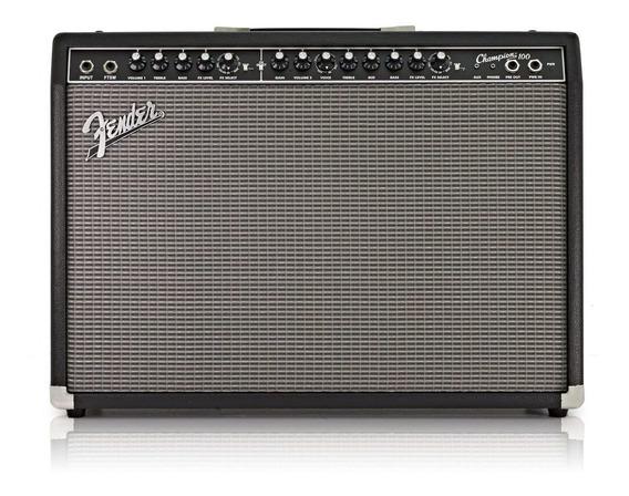 Amplificador Para Guitarra Champion 100 Fender + Frete