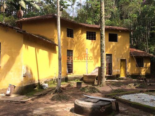 Chácara Com 3 Dorms, Itaquaciara, Itapecerica Da Serra - R$ 300 Mil, Cod: 4327 - V4327