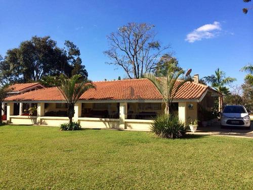 Chácara Com 4 Dormitórios À Venda, 3600 M² Por R$ 1.200.000,00 - San Fernando Park - Cotia/sp - Ch0378