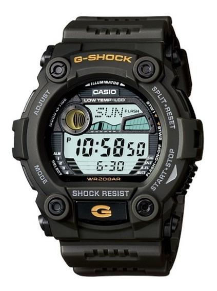 Relogio Casio G-shock G-7900-3dr G7900 Original Na Caixa Sp