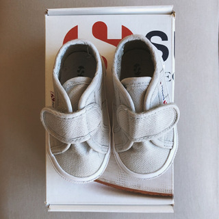 Zapatillas Superga Bebe Con Abrojo