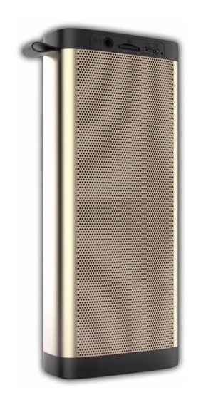 Kit 2 Minis Caixas De Som Portátil Bluetooth Tm5001