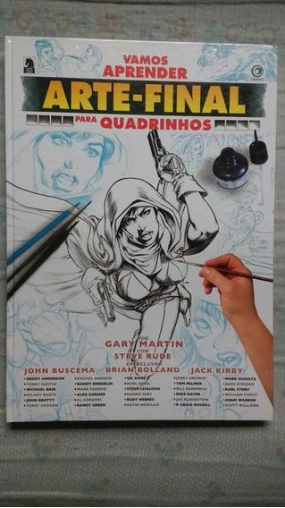 Livro De Estudo De Arte Final Para Quadrinhos