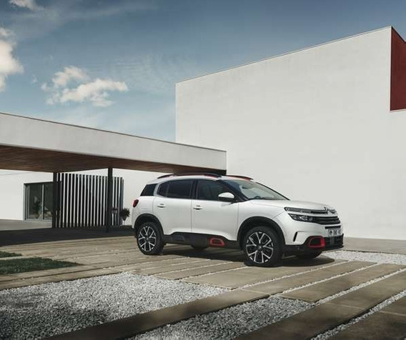 Nuevo Citroen C5 Aircross Thp Eat6 Feel Pack 0km, Darc Autos