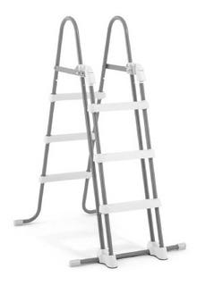 Escalera 36in Plataforma Plastica Alberca O Piscinas Intex