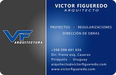 Arquitecto Victor Figueredo