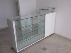Fabricacion De Vitrinas Y Muebles Para Oficinas