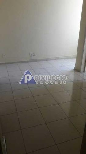 Apartamento À Venda, 1 Quarto, Centro - Rio De Janeiro/rj - 20290