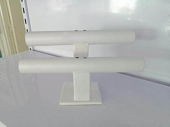 Exhibidor Joyería Barra Doble